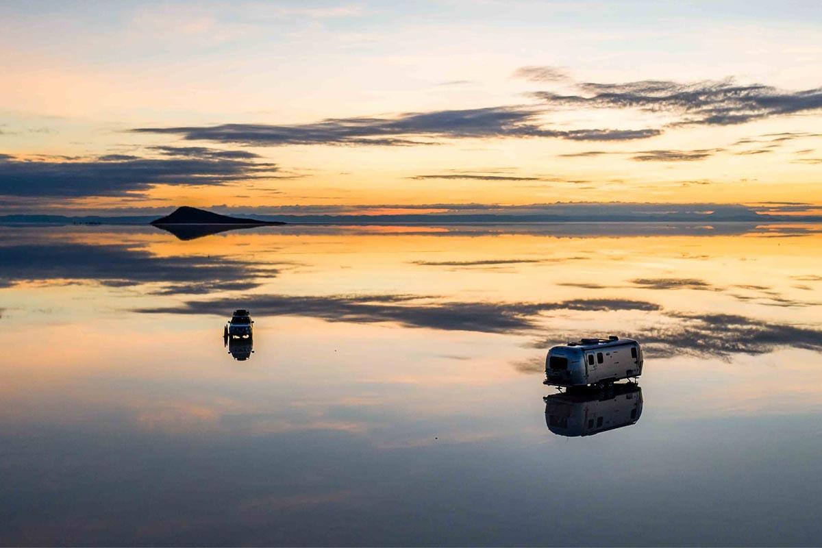 Bespoke Uyuni Camper©BolivienReisekonzept